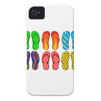 Flip Flops Case-Mate iPhone 4 Cases