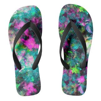 Flip Flops Colour Splash
