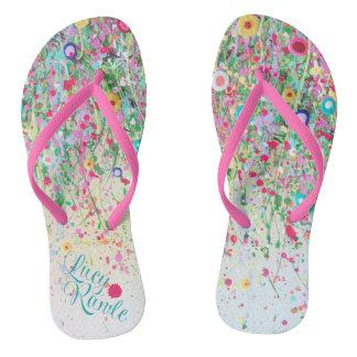 Flip Flops - 'Happy'