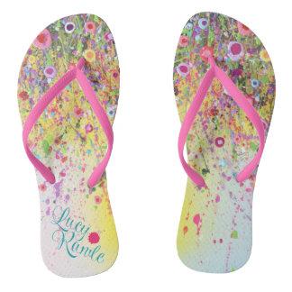 Flip Flops - 'In Bloom'