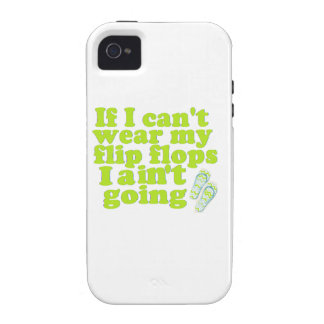 flip flops iPhone 4 cases