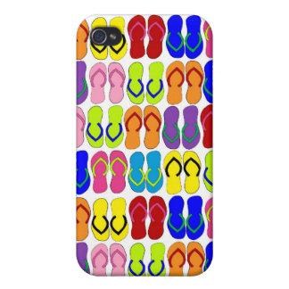 Flip Flops - SRF iPhone 4 Covers