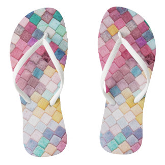 Flip Pop Mermaid Unisex Flip Flops