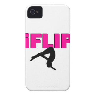 Flip Tumbling gymnastics iPhone 4 Cases