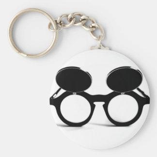 Flip Up Sunglasses Key Chain