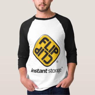 FlipClip_Instant_Storage_Logo T-Shirt