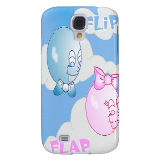 FlipFlap Galaxy S4 Case