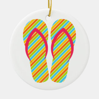 FlipFloppin' - SRF Christmas Ornament
