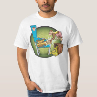 Flippin' Chimp Pinball T-Shirt