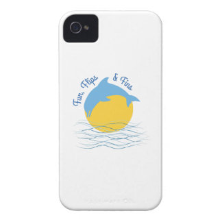 Flips & Fins Case-Mate iPhone 4 Cases