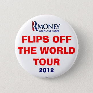 FLIPS OFF TOUR - Button