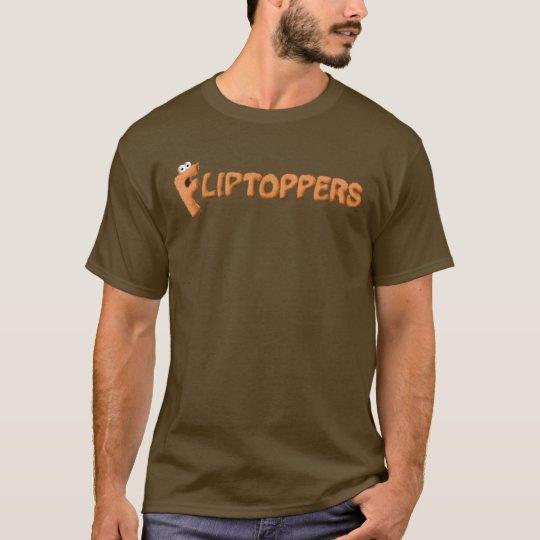 Fliptoppers T-Shirt for Men!