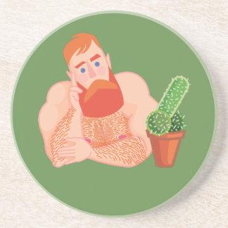 Flirtatious Guy Coaster