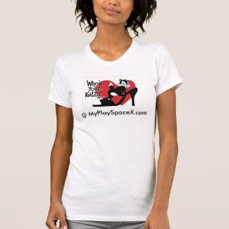 flirty-0992, @ MyPlaySpaceX.com T-shirts