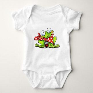 Flirty Frog n Ladybug T Shirts