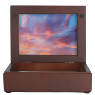 flirty sky keepsake box