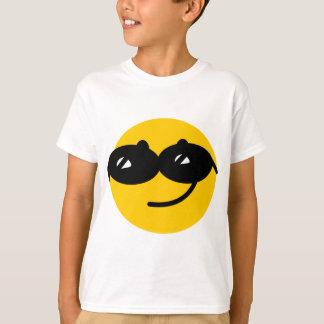 Flirty sunglasses smiley face T-Shirt