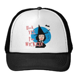 Flirty Wicked Witch Hat