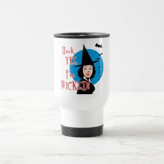 Flirty Wicked Witch Mug