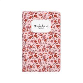 Flittering Florals Journal