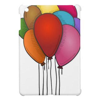 Floating Balloons iPad Mini Cover