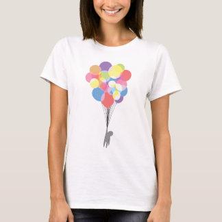 Floating Balloons T-Shirt