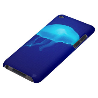 Floating Blue Jellyfish iPod Touch Cover