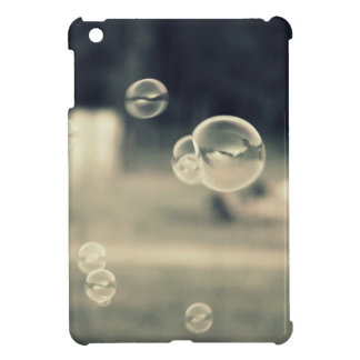 Floating Bubbles Cover For The iPad Mini