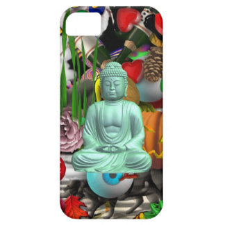 Floating Buddha Abstract iPhone Case iPhone 5 Covers
