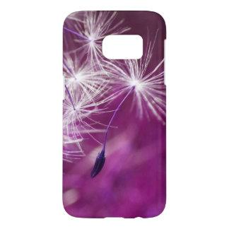 Floating Dandelion (purple)