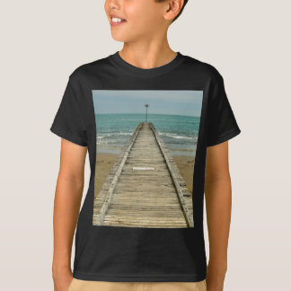 floating dock T-Shirt