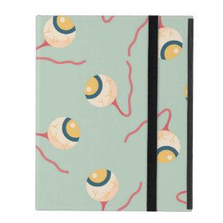 Floating Eyeballs iPad Cover