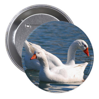 Floating Geese Button