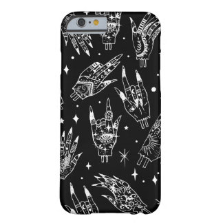 Floating Gothic Witchy Hands Barely There iPhone 6 Case