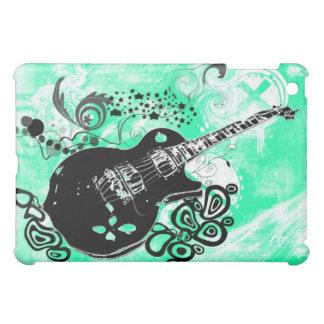 Floating Guitar iPad Case