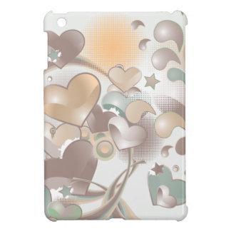 Floating Hearts Case For The iPad Mini