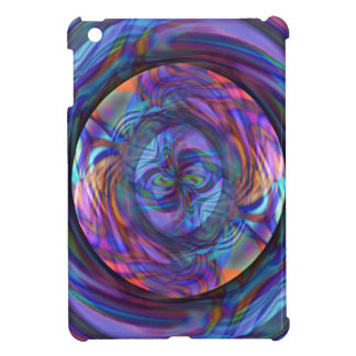 Floating in a Pool of Thought iPad Mini Cover