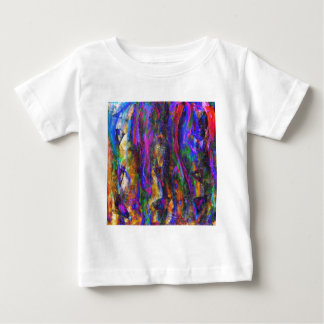Floating in the flames baby T-Shirt