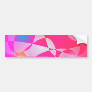Floating int the Sky Bumper Stickers