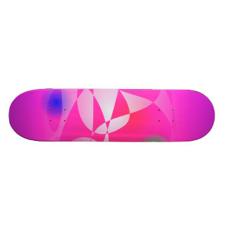 Floating int the Sky Skate Board Deck