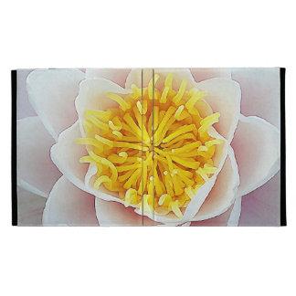 Floating Lotus iPad Folio Cases