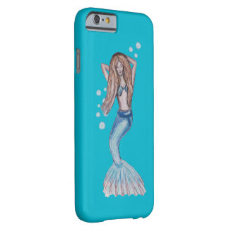 Floating Mermaid Barely There iPhone 6 Case