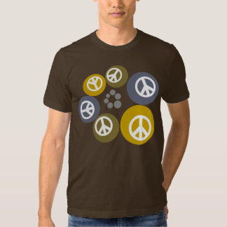Floating Orbs of Peace T-Shirt