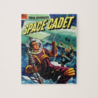 Floating Space Cadets Jigsaw Puzzle