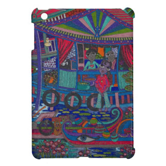 Floating Village Covers For iPad Mini