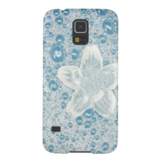Floating Water Lily Case For Galaxy S5