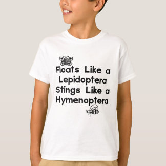 Floats Lepidoptera Tshirts