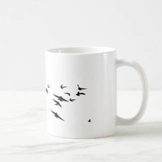 Flock Birds Mug