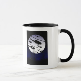 Flock of Hueys Coffee Mug