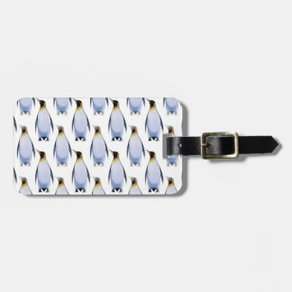 Flock of Penguins Luggage Tag